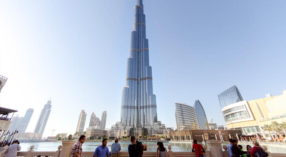 DUBAI 3N/4D @ INR 19,999 pp*