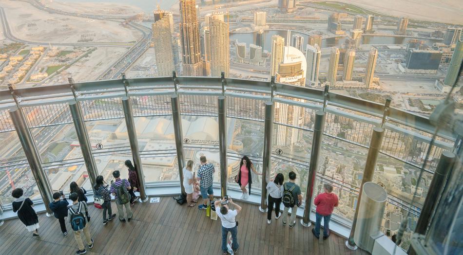 DUBAI INDUSTRIAL VISIT