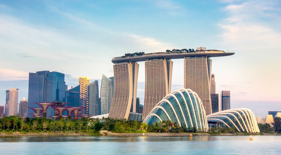 SINGAPORE 3N/4D @ INR 23,999 pp*