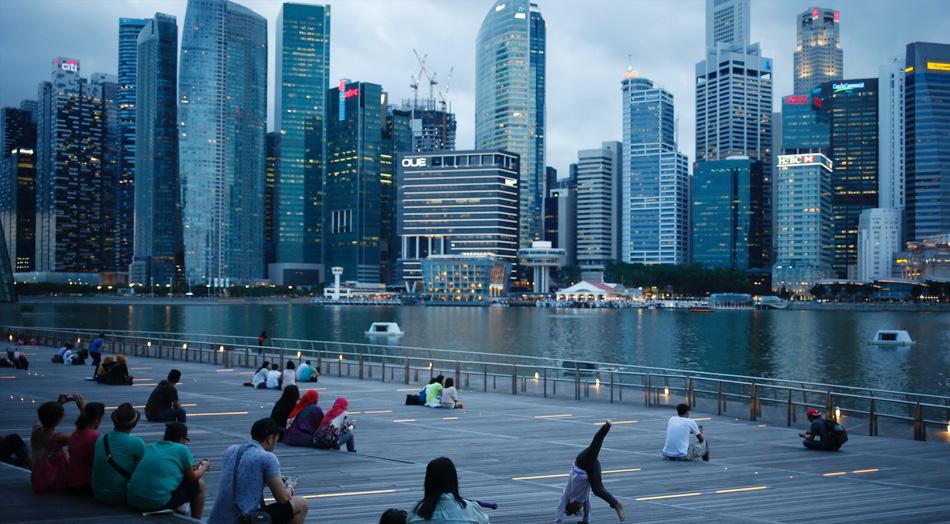 SINGAPORE INDUSTRIAL VISIT
